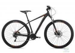 Велосипед Orbea MX 27 30 M Black - Orange 2019