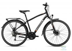 Велосипед Orbea COMFORT 10 PACK M Anthracite - Orange 2019