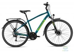 Велосипед Orbea COMFORT 10 PACK L Blue - Green 2019
