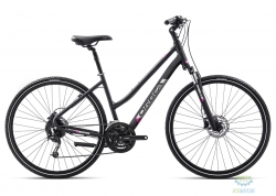 Велосипед Orbea COMFORT 12 PACK L Anthracite - Pink 2019