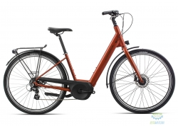 Велосипед Orbea OPTIMA A20 L Orange 2019