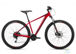 Велосипед Orbea MX 27 40 XS Red - Black 2019