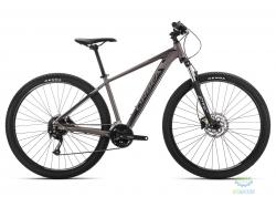 Велосипед Orbea MX 27 40 L Silver - Black 2019