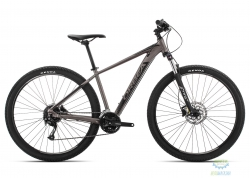 Велосипед Orbea MX 29 40 XL Silver - Black 2019