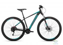 Велосипед Orbea MX 29 40 XL Black - Turquoise - Red 2019