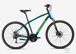 Велосипед Orbea COMFORT 10 M Blue - Green 2019