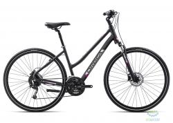 Велосипед Orbea COMFORT 12 M  Anthracite - Pink 2019