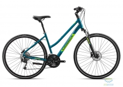 Велосипед Orbea COMFORT 12 M Blue - Green 2019