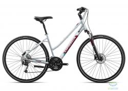 Велосипед Orbea COMFORT 12 M Grey - Garnet 2019