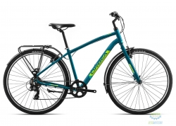 Велосипед Orbea COMFORT 20 PACK M Blue -  Green 2019