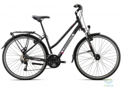 Велосипед Orbea COMFORT 22 PACK M Anthracite - Pink 2019