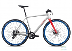 Велосипед Orbea CARPE 30 M White - Red 2019