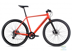 Велосипед Orbea CARPE 30 M Bright Red - Black 2019
