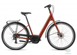 Велосипед Orbea OPTIMA A30 M Orange 2019