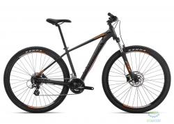 Велосипед Orbea MX 27 50 XS Black - Orange 2019
