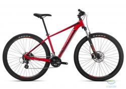 Велосипед Orbea MX 27 50 XS Red - Black 2019