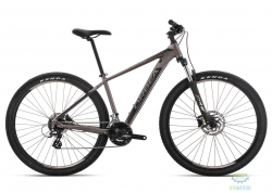 Велосипед Orbea MX 27 50 S Silver - Black 2019