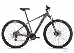 Велосипед Orbea MX 27 50 M Silver - Black 2019
