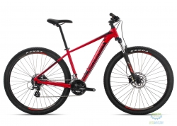 Велосипед Orbea MX 27 50 L Red - Black 2019