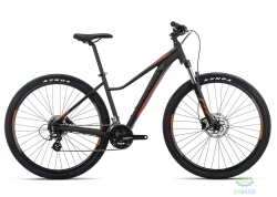 Велосипед Orbea MX 27 ENT 50 S Black - Bright Red 2019