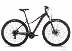 Велосипед Orbea MX 27 ENT 50 S Black - Bright Red 2019