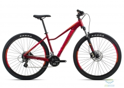 Велосипед Orbea MX 27 ENT 50 S Garnet - Orange 2019