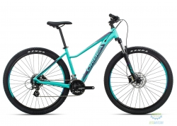 Велосипед Orbea MX 29 ENT 50 L Turquoise - Purple 2019