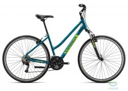 Велосипед Orbea COMFORT 22 M Blue - Green 2019