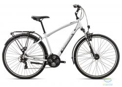 Велосипед Orbea COMFORT 30 PACK M Grey - Black 2019