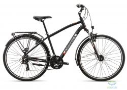 Велосипед Orbea COMFORT 30 PACK M Anthracite - Orange 2019