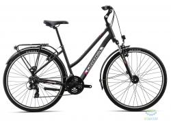 Велосипед Orbea COMFORT 32 PACK M Anthracite - Pink 2019