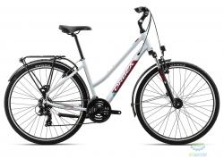 Велосипед Orbea COMFORT 32 PACK M Grey - Garnet 2019