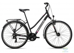Велосипед Orbea COMFORT 32 PACK L Anthracite - Pink 2019