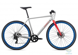 Велосипед Orbea CARPE 40 M White - Red 2019