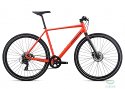 Велосипед Orbea CARPE 40 XL Bright Red - Black 2019