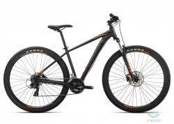 Велосипед Orbea MX 27 60 XS Black - Orange 2019