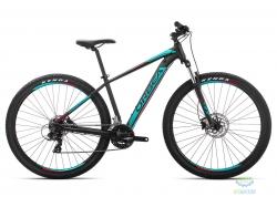 Велосипед Orbea MX 27 60 XS Black - Turquoise - Red 2019