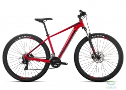 Велосипед Orbea MX 27 60 XS Red - Black 2019