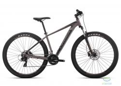 Велосипед Orbea MX 27 60 M Silver - Black 2019
