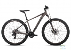 Велосипед Orbea MX 27 60 L Silver - Black 2019
