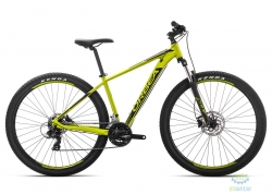 Велосипед Orbea MX 27 60 L Pistachio - Black 2019