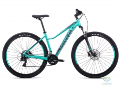 Велосипед Orbea MX 27 ENT 60 XS Turquoise - Purple 2019