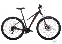 Велосипед Orbea MX 27 ENT 60 L Black - Red 2019