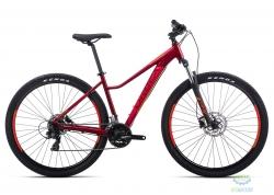 Велосипед Orbea MX 27 ENT 60 L Garnet - Orange 2019