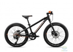 Велосипед Orbea MX TEAM-DISC 20 Black - Orange 2019