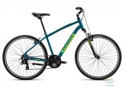 Велосипед Orbea COMFORT 30 M Blue - Green 2019