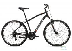 Велосипед Orbea COMFORT 30 L Anthracite - Orange 2019