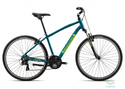 Велосипед Orbea COMFORT 30 XL Blue - Green 2019