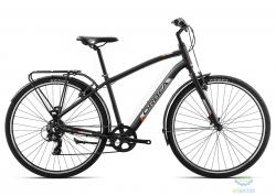 Велосипед Orbea COMFORT 40 PACK M Anthracite - Orange 2019
