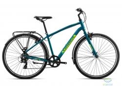 Велосипед Orbea COMFORT 40 PACK M Blue - Green 2019
